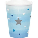 BirthdayExpress 322234 322234 One Little Star - Boy Hot-Cold Cup