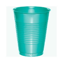 Partypro 324775 Teal Lagoon 16 Oz Plastic Cup