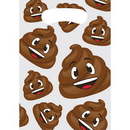 Partypro 329370 Poop Emojions Treat Sack