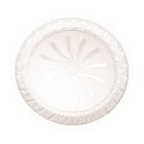 Partypro 1012R18 Clear 12 Platter 12 Dia.