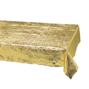 Partypro 38321 Metallic Gold Tablecover