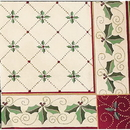 Partypro 54710 Discontinued Gilded Holly Bevrg Napkin