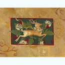 Partypro 91368 Discontinued Holiday Tapestry Invitation