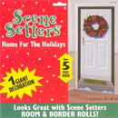 Partypro 672140 Home For The Holidays Scene Setter