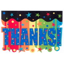 Partypro 488606 A Year To Celebrate Thank You Cards