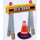 Partypro 210096 Inflatable Old Zone Barricade Kit