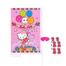 HELLO KITTY BALLOONS PARTY GAME