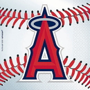 LA ANGELS BEVERAGE NAPKIN