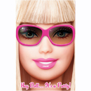 Partypro 499379 Barbie Dolled Up Barbie Invitation