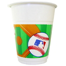MAJOR LEAGUE BASEBALL 14OZ PLASTIC CUP