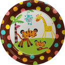 Amscan 544416 Fisher Price Baby Dessert Plate (7