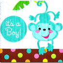 FISHER PRICE BABY IT'S A BOY BEVRGE NAPK