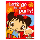Partypro 4331861 Ni Hao Kai-Lan Invite/Thank You Combo