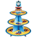 Wilton 1512-4242 Thomas & Friends Cupcake Treat Stand