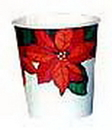 Partypro 376307 Discontinued Velvet Blossoms Hot/Cold Cup