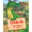 Partypro 890753 Diggin' For Dinos Thank You