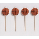 Partypro 101764 Basketball Pick Candle
