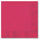 Partypro 139197154 Hot Pink Beverage Napkin (50 Ct.)