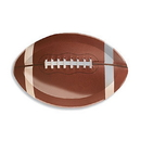 Creative Converting 014107 Football Molded Plastic Tray 17In.