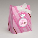 BRIDE 2 BE DOTS MINI FAVOR BAG