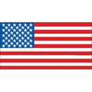 Partypro 291445 American Flag Giant Greeting