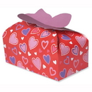 Partypro 051033 Give & Take Hearts Candy/Cookies Box