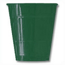 Touch of Color 28312471 12Oz. Hunter Green  Plastic Cup (20Ct.)