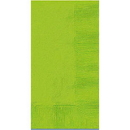 Partypro 953123 Lime Guest Towel (16Ct)