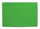 Partypro 863261B Emerald Green Placemat