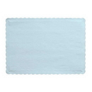 Creative Converting 863279B Lt Blue Placemat