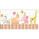 Creative Converting 725101 Sweet At One Girl Tablecover