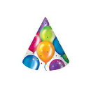Partypro 205107 Birthday Balloons Hat Adult Size