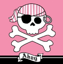 Partypro 665018 Pirate Parrty! Luncheon Napkin Ahoy