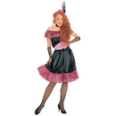 Partypro 15247 Saloon Girl Adult Costume