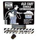 OLD FART CANDLE EXTINGUISHER