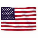 Partypro 83661 American Polyester Flag 3Ft X 5Ft