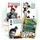 Partypro PC1956 1956 Trivia Playing Cards