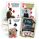 Partypro PC1967 1967 Trivia Playing Cards