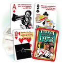 Partypro PC1973 1973 Trivia Playing Cards