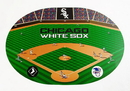 Partypro LPM504 Chicago White Sox Placemat (4/Case)