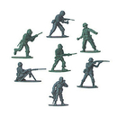 Partypro  Army Men Bag Of Soldiers 36/Pk