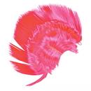 Partypro COMOHPI Pink Mohawk Spirit Wig