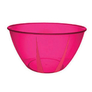 Partypro  Neon Pink 24 Oz. Hard Plastic Bowl