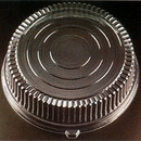 Partypro  Cupcake Clear Dome Lid (Fits 12In Tray)