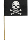 Partypro 50981 Pirate Flag Cloth (4In.X6In.)