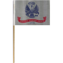 Partypro FL400-01 Us Army Flag (Cloth) 4X6 In.