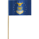 Partypro FL400-03 Us Air Force Flag (Cloth) 4X6 In.