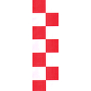 Partypro 4015RW 40 In.X150 Ft. Red Check Table Roll Cove