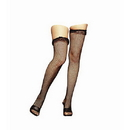Partypro 65190-BK Fishnet Stockings-Adult Black
