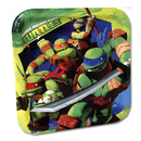 Teenage Mutant Turtles Dinner Plates